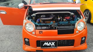 Daihatsu Avy MAX Euro Spec Style Perodua Viva