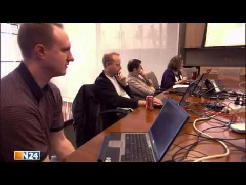 Cyber-Krieg - Wenn das Web zur Waffe wird