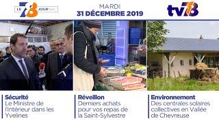 78 Le Journal – Edition du mardi 31 décembre