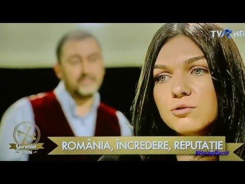 Simona Halep la Garantat 100% HD WideScreen