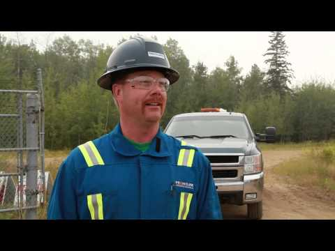 A Day In The Life: Jason Knight, Superintendent, SECURE Energy Services