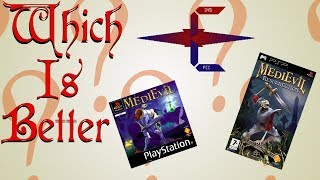 Which is the better Medievil? Original VS Resurrection (Part 1)