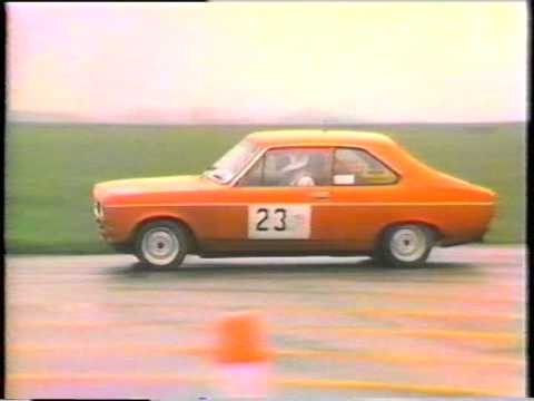 Opposite Lock Stages Rally 8/5/1983 Part 1 Incl Brian Simpson Interview