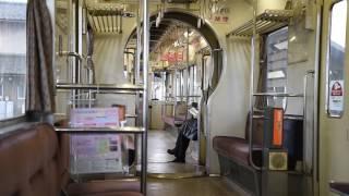 福井鉄道 770形 車内