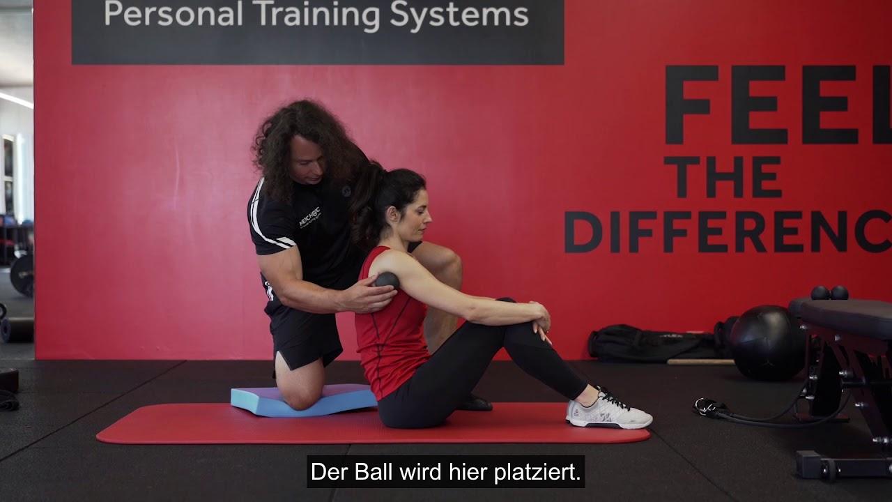 Ü29 SCHULTER Übungen gegen Schulterschmerzen..