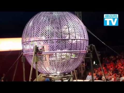 The Great Moscow Circus featuring the Globe of Death