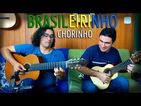 BRASILEIRINHO  The Most Famous Choro! Alessandro PENEZZI & Marcos KAISER