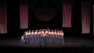 Voices in Harmony 2012 Finals Night - Muntinlupa Science High School - Sumigaw, Umawit Ka