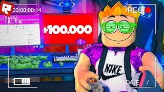 100 000 ПОДПИСЧИКОВ ЗА 1 ДЕНЬ! | Roblox