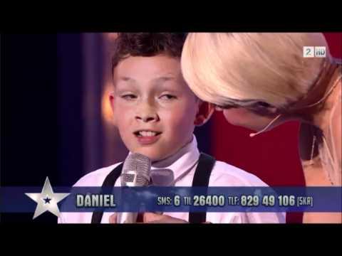 Daniel J Elmrhari (11) - Norway`s Got Talent - Semi Final 2011 - HD