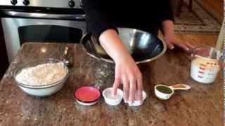 Homemade Whole Wheat Tortillas ~ Aunt Susie's Kitchen