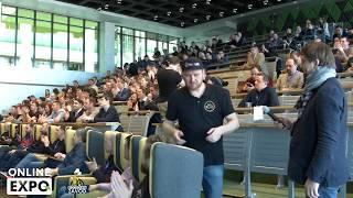 Трансляция BlockchainZavod Demo Day  - Университет Иннополис, Казань