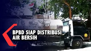 BPBD Kota Kupang Siap Distribusi Air Bersih Bagi Warga