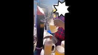 [아이스칸] 살얼음맥주기계 사용방법