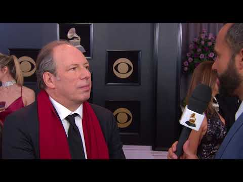 Hans Zimmer interview on the Red Carpet | Red Carpet | 60th GRAMMYs