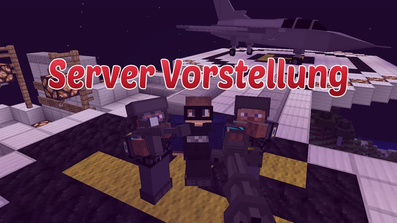 Unser Flan Mod Server CrackedGermanDeutsch NEW YouTube - Minecraft server erstellen spacecraft