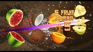 Fruit Ninja Full Gameplay Walkthrough