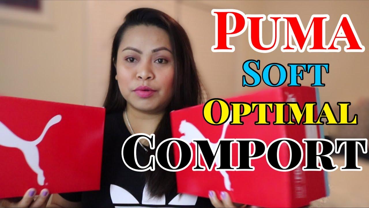 Puma Soft Foam Optimal Comfort | Review