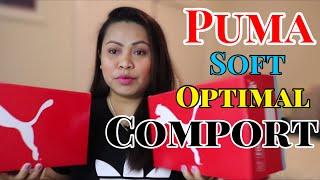 puma soft foam optimal comfort review