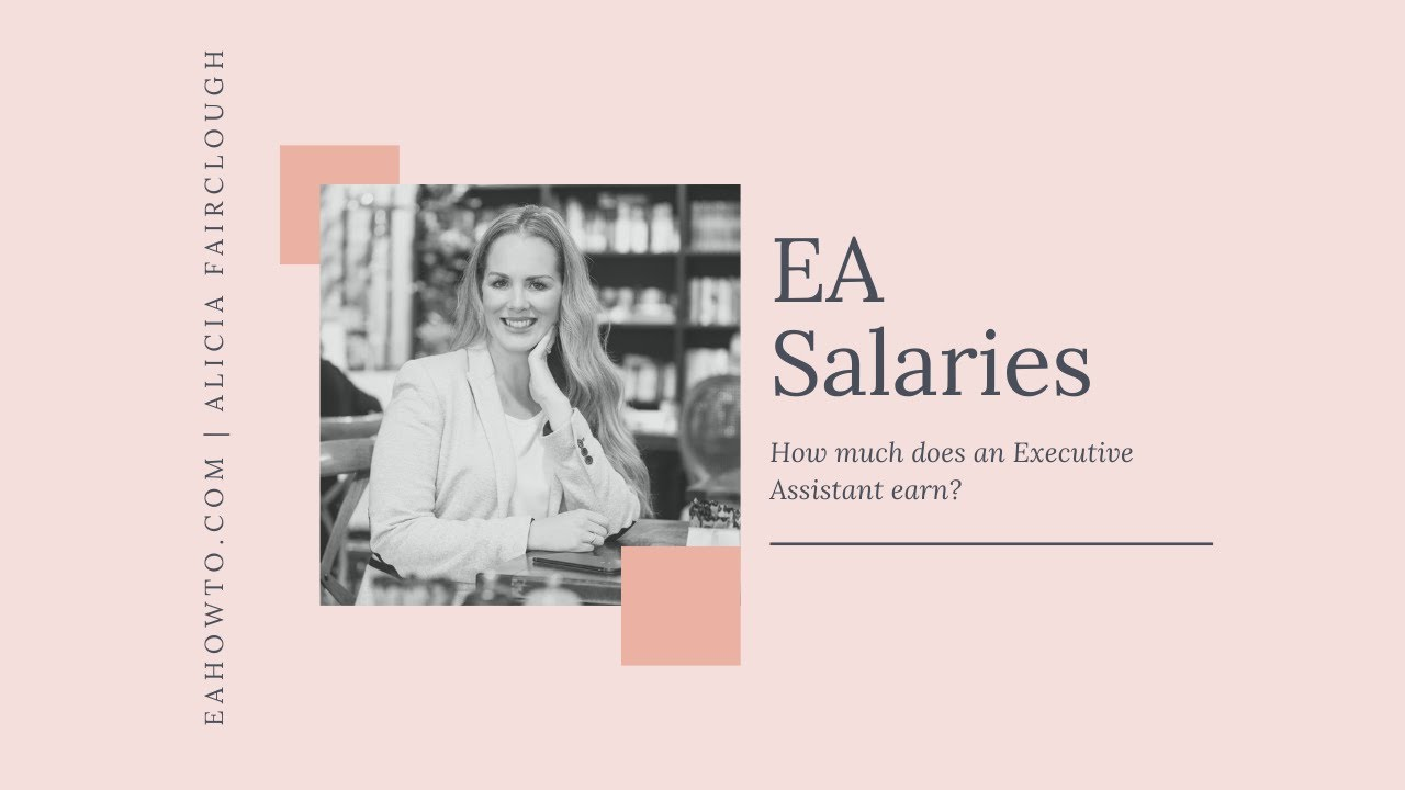 How much money does an Executive Assistant make?