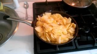 Жарим картошку правильно. 5 советов для Вас ))