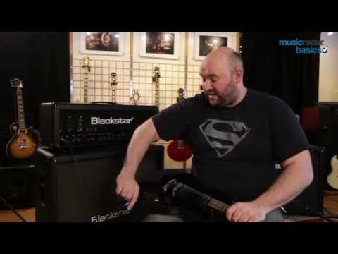 MusicRadar Basics: connecting a guitar to an amplifier