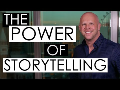 The Power of Storytelling for Business and Network Marketing — 5 Tips