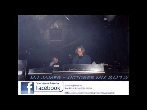 DJ James - mix october 2013-1