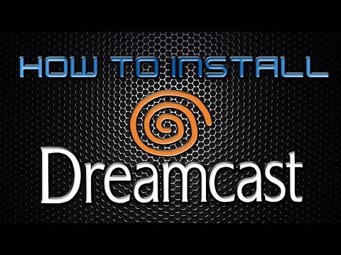 HYPERSPIN - SEGA DREAMCAST setup guide!