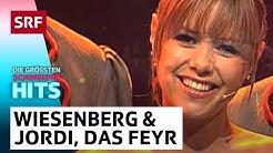 Jodlerklub Wiesenberg & Francine: Das Feyr vo dr Sehnsucht   Die grössten Schweizer Hits   SRF Musik