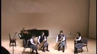 長野県内中学生による演奏です.