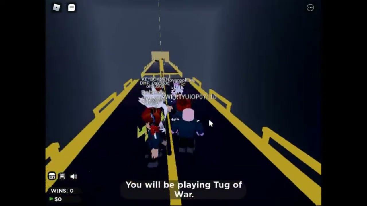 로블록스 오징어게임 1탄 Roblox Squid Game Part 1