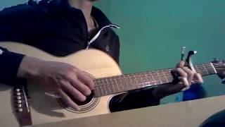Anh (Hồ Quỳnh Hương) guitar cover - LNT