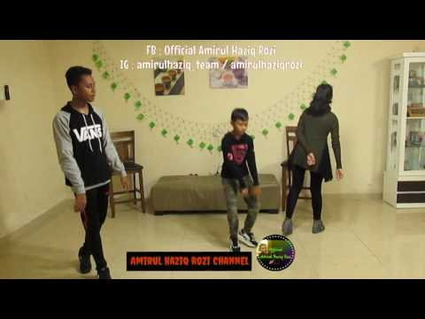 Despacito - Justin Bieber & Luis Fonsi feat Daddy Yankee (Tarian by Haziq Rozi & Siblings)