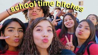 highschool vlog !!! (freshman)