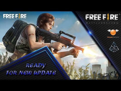 FREE FIRE Ready For The New Update ? 🔘 LIVE | Malaysia