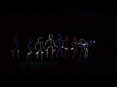 Glow Stick Dance Lake Forest Country Day School