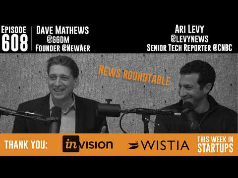 News Roundtable: 2015's Best! Drones, space, self-driving cars, Twitter, Amazon, IPOs, Theranos