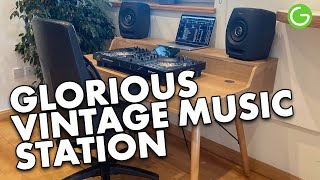Glorious Vintage Music Station - Good for DJ/producers?