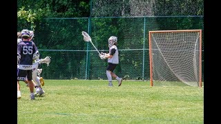 Gambar cover Michael Eisele C/O 2022 2019 Summer Lacrosse Goalie Highlights