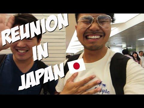 Reunion in Japan | Beautiful Park | Karaoke | Western Food