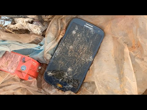 Restoration Destroyed And Abandoned | Samsung Galaxy S3 | Rebuild And Restore Old Broken Phone 2020