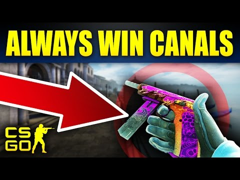 Top 10 CS:GO Tips To Win Canals Every Time
