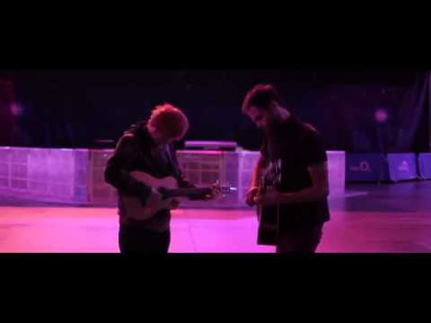 Holes - passenger ft. Ed sheeran