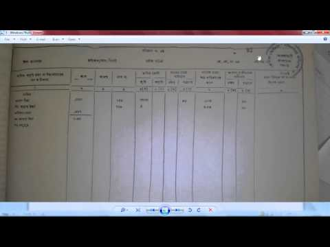 Introduction of SA and RS khatian Lesson 1
