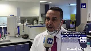 مختبرات ابن حيان تنهي فحص أكثر من 500 عينة غذائية منذ بداية أزمة كورونا (3/4/2020)