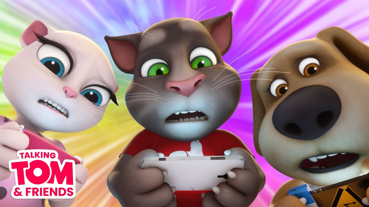 🥳 NEW EPISODES ON THE WAY! 🥳 Talking Tom & Friends Season 5 (Teaser)