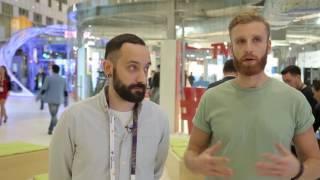 Интервью с Романом Поповым и Александром Мясоедовым