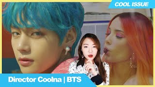 Sub] 방탄소년단의 파트너 Halsey of BTS, why?  | Coolna