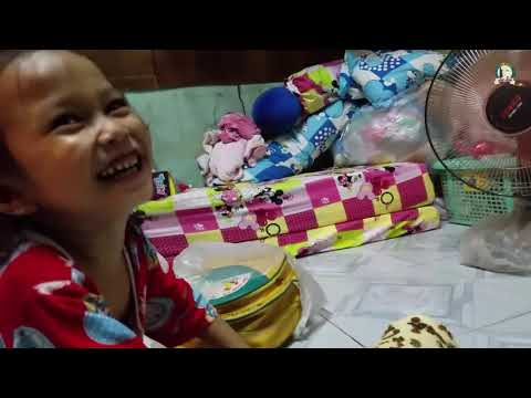 Mang duyên lành của Việt kiều đến bé Khánh Linh và chị Muối